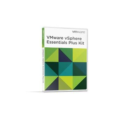 Vmware software licentie: vSphere 6 Essentials Plus Kit for 3 hosts