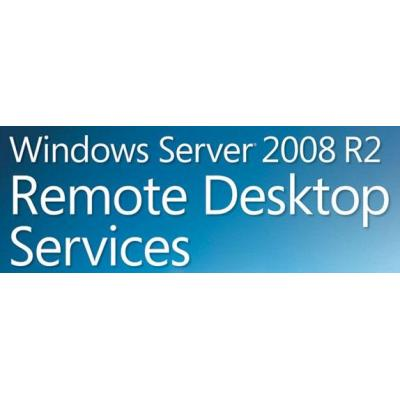 Microsoft remote access software: Windows Remote Desktop Services, 1u CAL, SL/SA, OVL NL, 1Y-Y3