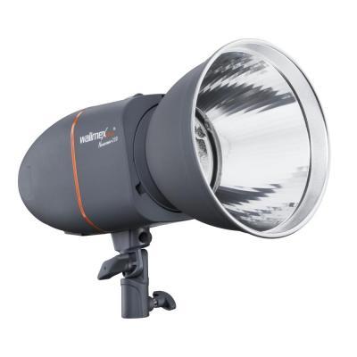 Walimex fotostudie-flits eenheid: pro Newcomer 200 - Grijs