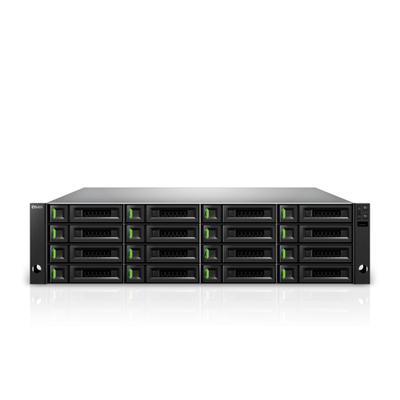 Qsan Technology XCubeSAN XS1216S NAS - Zwart