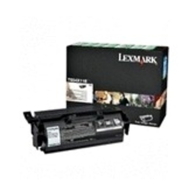 Lexmark T654X31E Toner - Zwart