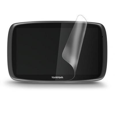 Tomtom screen protector: Beschermingspakket voor scherm - Transparant