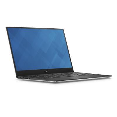 DELL laptop: XPS 9360 - Zwart, Zilver