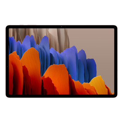 "Samsung Galaxy Tab S7+ 12,4"" 128GB wifi Tablet - Brons"