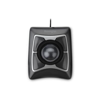 Kensington Expert optische trackball Muis - Zwart