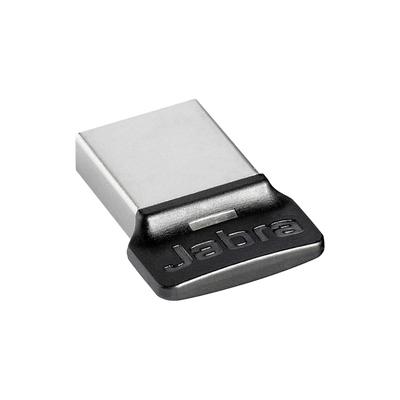 Jabra LINK 360 MS Adapter Bluetooth music receiver - Zwart,Zilver