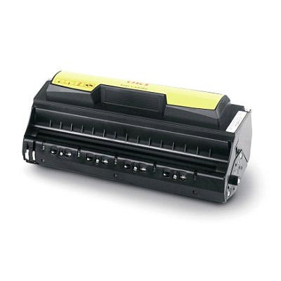 OKI cartridge: 160 Toner Cartridge Black standard capacity 2.400 pages 1-pack - Zwart