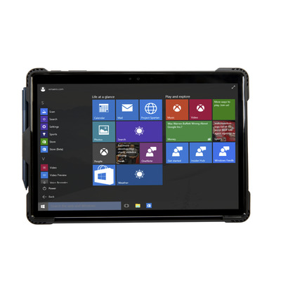 Targus THD137GLZ Tablet case - Zwart