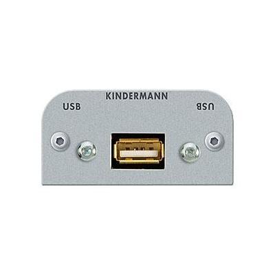 Kindermann 7441000522 Montagekit - Zilver