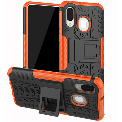 CoreParts MOBX-COVER-A40-OR Mobile phone case - Oranje
