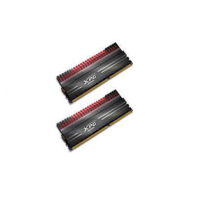 Adata RAM-geheugen: 8GB DDR3-1600 - Zwart, Goud, Rood