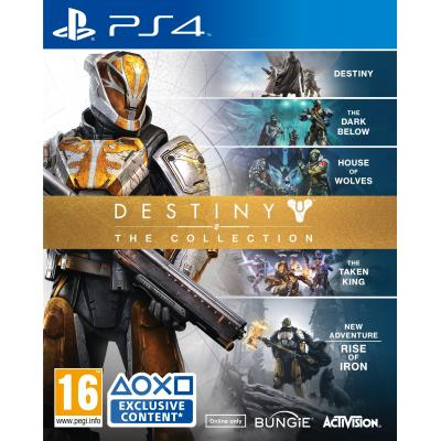 Activision game: Destiny, The Collection  PS4