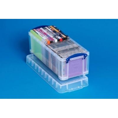 Really useful boxes : 6.5L Box Transparant