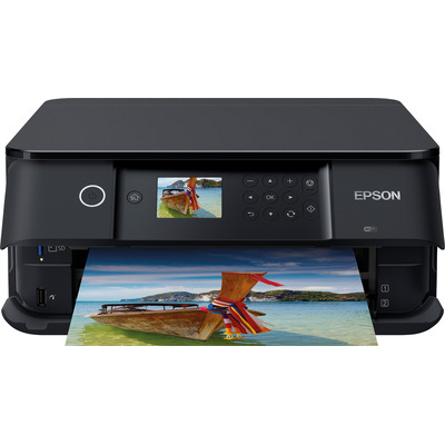 Epson Expression Premium XP-6100 Multifunctional - Zwart, Cyaan, Magenta, Foto zwart, Geel