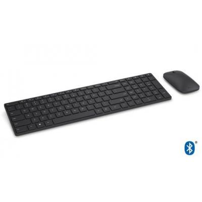 Microsoft Designer Bluetooth Desktop toetsenbord - Zwart