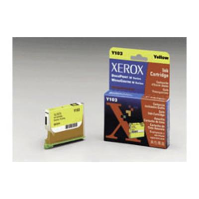 Xerox INKJET CARTRIDGE YELLOW Inktcartridge - Geel