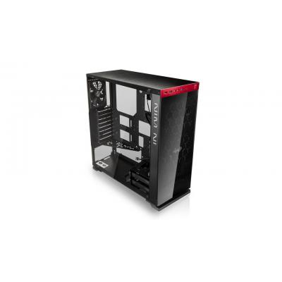 In Win 805C RED behuizing