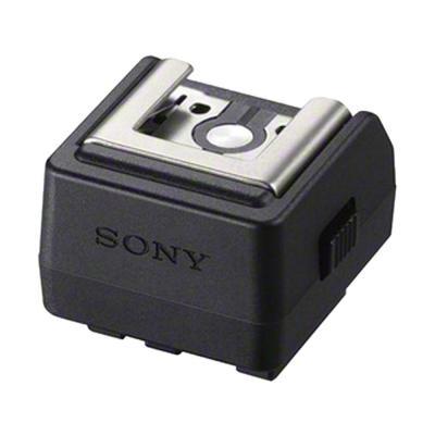 Sony camera flits accessoire: ADP-AMA - Zwart