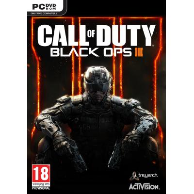 Activision game: Call of Duty: Black Ops 3  PC