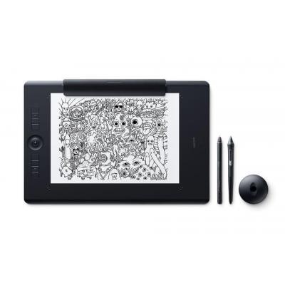 Wacom Intuos Pro Paper Tekentablet - Zwart