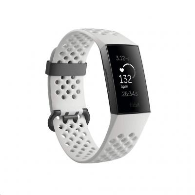 Fitbit Charge 3 Wearable - Grafiet