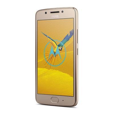 Lenovo smartphone: Moto G Moto G5 - Goud 16GB