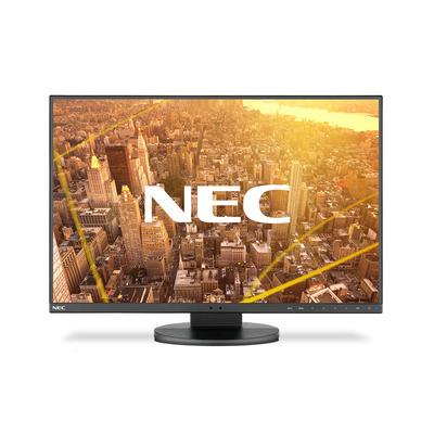 NEC MultiSync EA241WU Monitor - Zwart