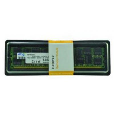 2-power RAM-geheugen: 16GB DDR3 1333MHz RDIMM LV