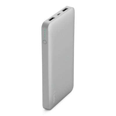 Belkin Pocket Power 10K Powerbank - Zilver