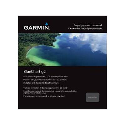 Garmin HEU060R- Germany Inland Waters, microSD/SD