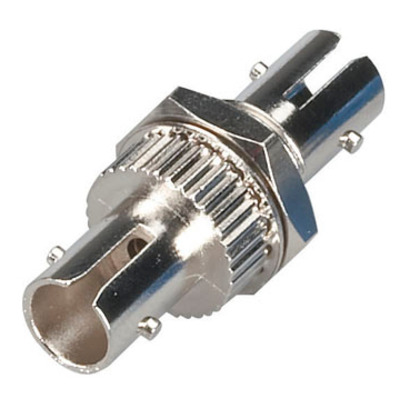 Black Box Fiber Optic Couplings for Multimode connections Fiber optic adapter - Roestvrijstaal
