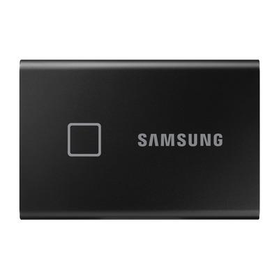 Samsung T7 Touch 500GB - Zwart
