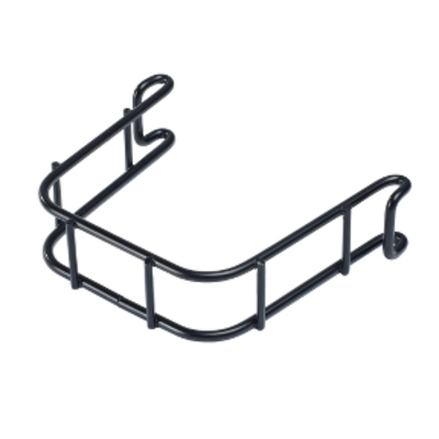"""APC Cable Retainers 6"""" W for VL Vertical Cable Manager 2 & 4 Post Racks (Qty 6) Rack toebehoren - Zwart"""