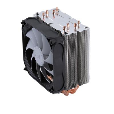 FSP/Fortron AC401 Hardware koeling - Zwart, Brons, Zilver