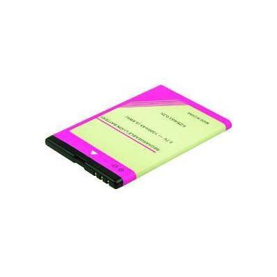 2-power batterij: Li-Ion, 1300 mAh, 3.7V, 28 g - Zwart, Roze, Geel