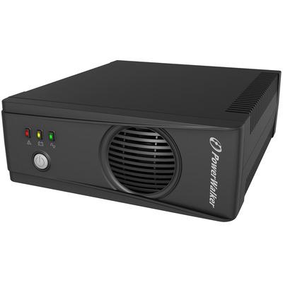 PowerWalker Inverter 1000 UPS - Zwart