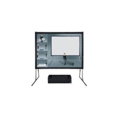 "Grandview projectiescherm: GV103103 - Rapid Fold, front 180"", 4:3"