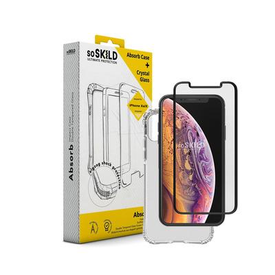 SoSkild SOSGECTEM0001 Mobile phone case - Transparant