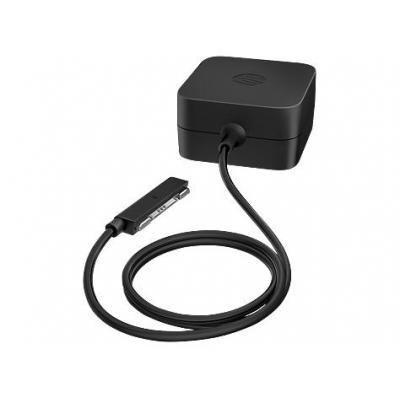 Hp netvoeding: Pro Slate 8 en Pro Slate 12 Quick Charge 18W AC Tablet Adapter - Zwart