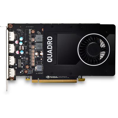 HP NVIDIA Quadro P2200 5GB Videokaart