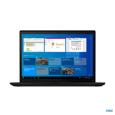 Lenovo ThinkPad X13 Laptop - Zwart