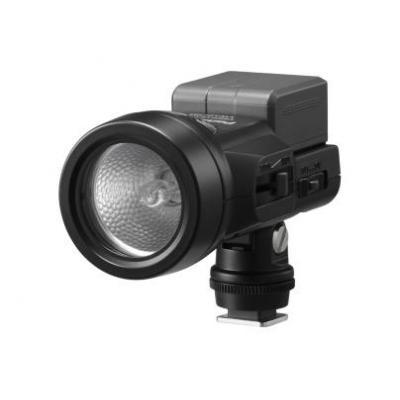 Panasonic camera flitser: VW-LDC103 camera flash - Zwart