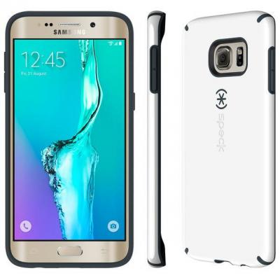 Speck CandyShell for Galaxy S6 Edge+ Mobile phone case - Grijs, Wit