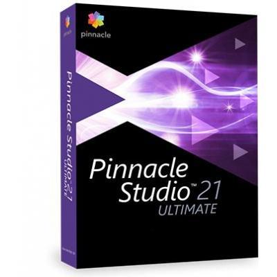 Pinnacle grafische software: Pinnacle, Studio 21 Ultimate