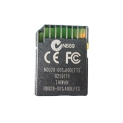DELL 32GB, SD Flashgeheugen - Zwart