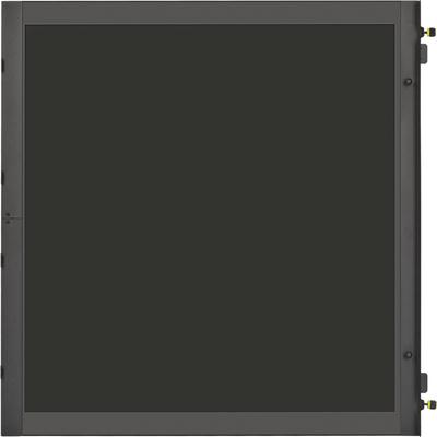 Corsair iCUE 4000X/4000D/4000D Airflow Tempered Glass Panel, Black Computerkast onderdeel - Zwart
