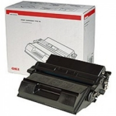 OKI toner: Black drum/toner cartridge f B6100 15000sh - Zwart