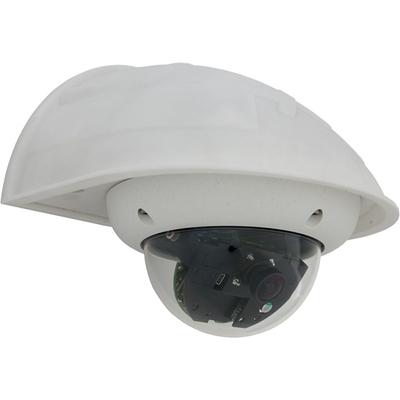 Mobotix Wandhalter für D22/D24 IT/Sec, Q22/Q24 Sec, ExtIO Beveiligingscamera bevestiging & behuizing - Wit