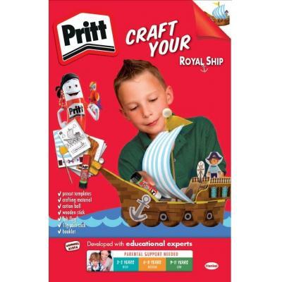 Pritt : Create Your - Royal Ship mix - Multi kleuren