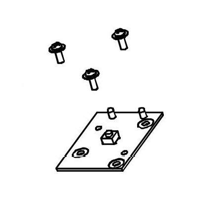 Datamax O'Neil Feed Switch Assy Kit for E-4204B / E-4304B / E-4205A / E-4305A / E-4206P / E-4305P / .....